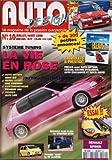 AUTO DESIGN [No 10] du 01/07/1996 - SYSTEME TUNING - LA VIE EN ROSE - BMW M3 - MOMO STORY - KUSTOMORPHOSE - PEUGEOT 205 - ZENDER - ALFA 155 - CABRIOLETS ET PRESTIGE - RENAULT CLIO ALIEN - TWINGO KIWI - RENAULT SPIDER - BMW 325 HARTGE