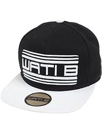 Casquette WATI B Basic Noir/Blanc