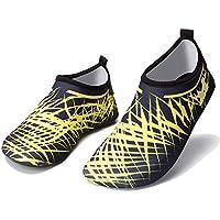 J&T Zapatos para Niño Zapatos de Agua de Natación Niños Zapatos de Niños Descalzo Barefoot Aqua Calcetines para la Piscina de Playa Surf Yoga Unisex-Niños Niños Niñas Adolescentes