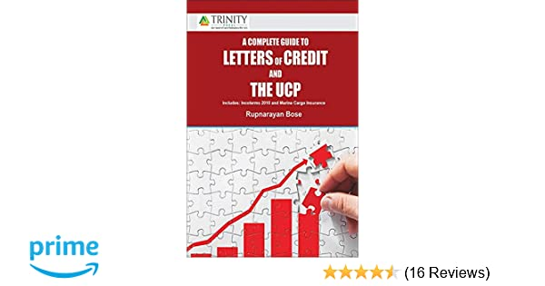 Buy A Complete Guide to Letter of Credit and the UCP Book