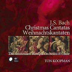 Christen, �tzet diesen Tag, BWV 63 (Recitative Bass: Verdoppelt euch demnach)