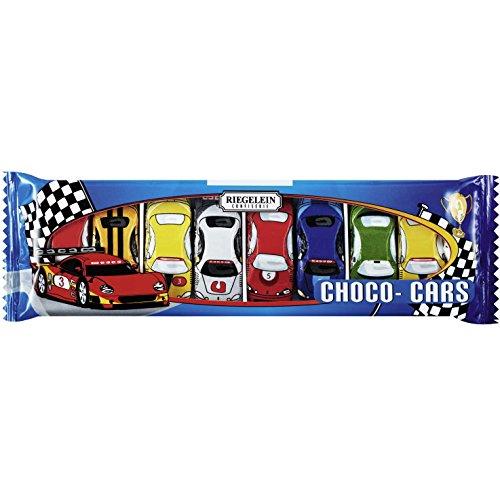 Schokoladen Autos CHOCO - CARS (88 g / 8 Stück) VOLLMILCH - SCHOKOLADE