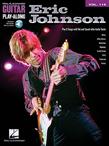 Eric johnson +CD: 118 (Easy Guitar Play Along)