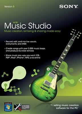Sony Music Studio 8 (PC)