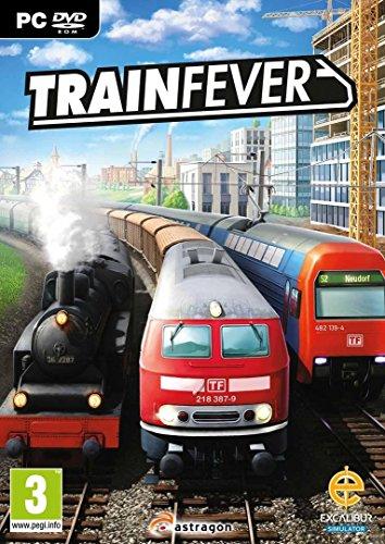 Train Fever (PC DVD) (For Sale to UK & Europe Only) [Edizione: Regno Unito]