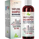 Best Hair Loss Shampoo Potent Hair Loss Fighting Formula 100% Natural Topical Regrowth