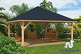 Gartenpavillon Rhodos ca. 550x550 cm