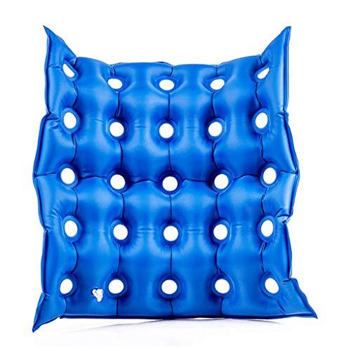 GIUU Siège De Patient Portatif De Fauteuil Roulant Postopératoire De Siège De Joint De Siège Gonflable D'anti-escarres
