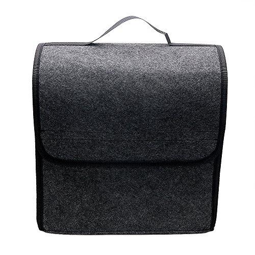 NOPNOG Kofferraum Taschen verstauen Ordnung Aufbewahrungsbeutel Filz Material