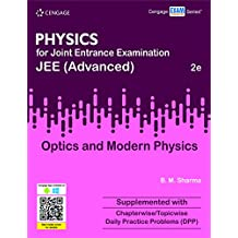 Physics for Joint Entrance Examination JEE (Advanced) Optics and Modern Physics