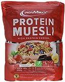 IronMaxx Protein Müsli Schokolade/Veganes Fitness Müsli laktosefrei und glutenfrei/Eiweiß Müsli mit Schokoladengeschmack/1 x 2 kg