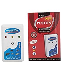 Benison India King New Peston Pest Repeller Cum Health Care System