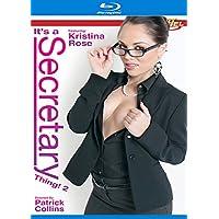 Its A Secretary Thing 002 Bluray Dvd