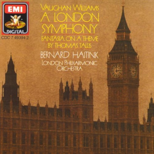 Vaughan Williams A London Symphony (Vaughan Williams London Symphony)