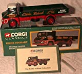 corgi classics eddie stobart thames trader dropside truck 1.50 scale limited edition diecast model