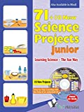 71+10 New Science Project Junior  with CD: Learning Science - the Fun Way