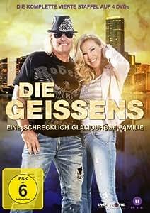 Die Geissens - Eine schrecklich glamouröse Familie: Die komplette vierte Staffel [4 DVDs]