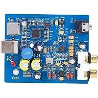 Módulo Decodificador de Accesorios de Audio de la Placa Decodificadora 24-Bit 96K Frecuencia de Muestreo SA9023 Módulo Amplificador de la Placa Decodificadora USB