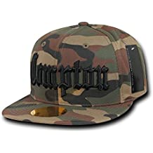 Nothing Nowhere Camo City - Gorra para Hombre 48a52988aeb