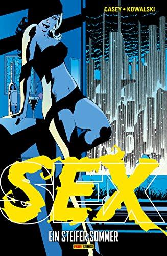 Sex Band 1 - Ein steifer Sommer (Comics Erwachsene Für)