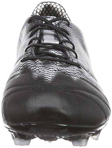 Botas Hombre Plata Negro núcleo Adidas F30 Negro La De Fg Del Competencia Fútbol Plata Cuero Metálica Metálico qTrpwq0