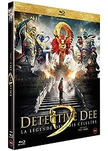 Détective Dee, la légende des rois célestes [Blu-ray]