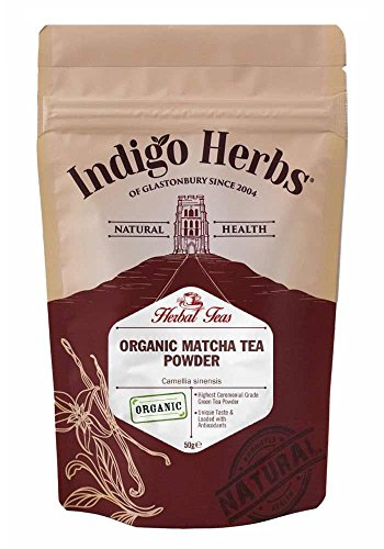 Organic Matcha Tea Powder - 50g - (Ceremonial Grade)