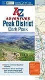 Peak District (Dark Peak) Adv. Atlas (A-Z Adventure Atlas)