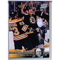 2010/ 11 Upper Deck Hockey Card # 269 Shawn Thornton Bruins In A