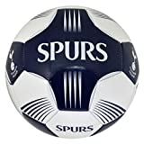 Tottenham Hotspur FC Official Flare Crest Football (Size 5)