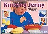 Frank Knitting Jenny