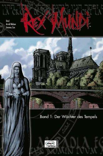 Rex Mundi 01: Der Wächter des Tempels