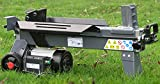 STAHLMANN® Holzspalter 7 Tonnen / 520mm liegend mit stufenlos verstellbaren Spaltweg bis max. 520...