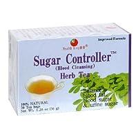Health King Medicinal Tea Tea Sugar Controller 20 bag ( Multi-Pack)