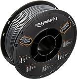 AmazonBasics - PLA 3D-Drucker Filament, 1,75 mm, Silber, 1 kg Spule