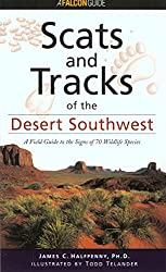 Scats and Tracks of the Desert Southwest (Falcon Guide)
