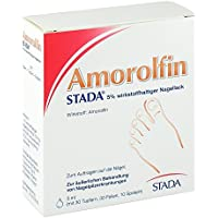 Amorolfin STADA 5% wirkstoffhaltiger Nagellack 3 ml preisvergleich bei billige-tabletten.eu