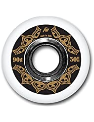 4-Pack Ruedas para patines en línea o Skateboard Aggressive 50mm 1117577