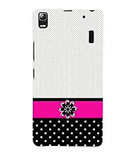 Fuson Designer Back Case Cover for Lenovo A7000 :: Lenovo A7000 Plus :: Lenovo K3 Note ( Ethnic Pattern Patterns Floral Decorative Abstact Love Lovely Beauty )