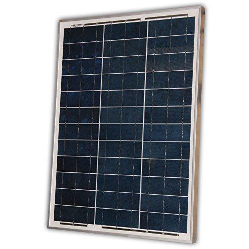50Watt 12Volt Solarpanel Polykristallin