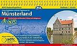 ADFC-Radausflugsführer Münsterland 1:50.000 praktische Spiralbindung, reiß- und wetterfest, GPS-Tracks Download: Zwis