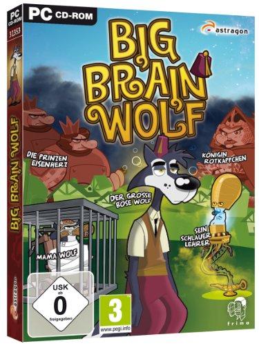 Big Brain Wolf - [PC]