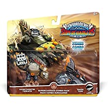 Skylanders Superchargers Dual Pack 1 (Shark Shooter Terrafin, Shark Tank) (Toy)
