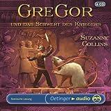 Gregor und das Schwert des Kriegers (4 CD): Szenische Lesung