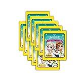 Panini - Die Eiskönigin Frozen - Für immer Freunde - 10 Booster Packungen Sammelsticker 50 Sticker - Deutsche Ausgabe
