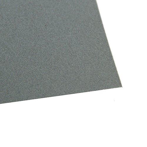 Hrph 6x wasserdichte Schmirgelpapier Schmirgelpapier P600 / 1000/1200/1500/2000/2500 - 5