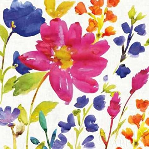 feelingathome-Impresi—n-artistica-Floral-Medley-I-cm86x86-poster-lamina-para-cuadros