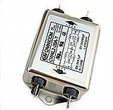MXBAOHENG CW4L2-20A-T110V-240V - Filtro de potencia para supresor de ruido