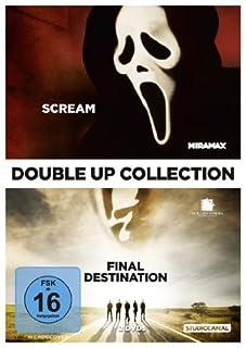 Double Up Collection: Scream / Final Destination [2 DVDs]
