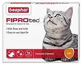 Spot On Fiprotec soluzione per gatti, il trattamento)